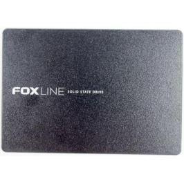 """Твердотельный накопитель SSD 2.5"""" 120 Gb Foxline SATA FLSSD120X6SE"""