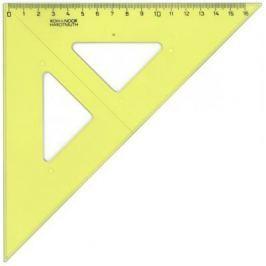 Треугольник Koh-i-Noor 744152 16 см пластик