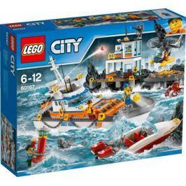 Конструктор LEGO Штаб береговой охраны 60167 792 элемента