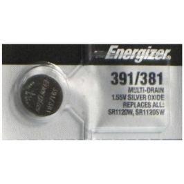 Батарейка Energizer Silver Oxide 635605 391/381 (SR1120W, SR1120SW) 1 шт