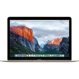 """Ноутбук Apple MacBook 12"""" 2304x1440 Intel Core i5 512 Gb 8Gb Intel HD Graphics 615 золотистый macOS MNYL2RU/A"""
