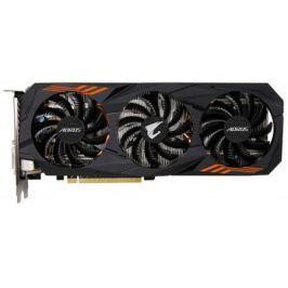 Видеокарта 6144Mb Gigabyte GeForce GTX1060 PCI-E 192bit GDDR5 DVI HDMI DP GV-N1060AORUS-6GD rev. 2.0 Retail