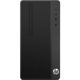 Системный блок HP 290 G1 i3-7100 3.9GHz 4Gb 1Tb DVD-RW Win10Pro черный 2MT23ES