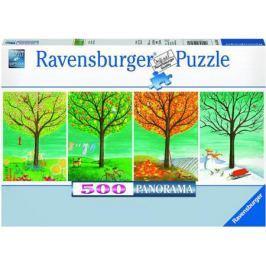 Пазл Ravensburger 4 сезона 500 элементов 14706