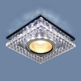 Встраиваемый светильник Elektrostandard 8391 MR16 CL/SВK прозрачный/дымчатый 4690389098383