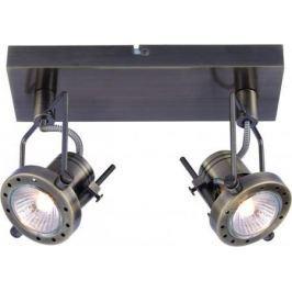 Спот Arte Lamp Costruttore A4300AP-2BK