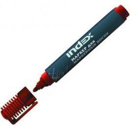 Маркер для доски Index IMW535/RD 4 мм красный