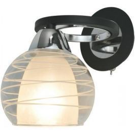 Бра Arte Lamp Ginevra A1604AP-1BK