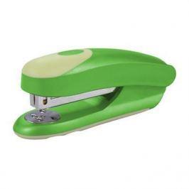 Степлер FUSION, скоба № 24/6, на 20 листов, зеленый/желтый IFS715GN/YL