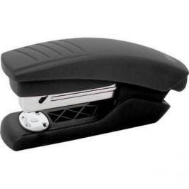 Степлер, скоба №24/6, на 15 листов, пластиковый корпус, черный IPS200/BK