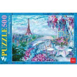 Пазл Hatber Цветущий Париж 500ПЗ2_16970 500 элементов