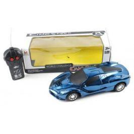 Машинка на радиоуправлении Shantou Gepai 631824 пластик от 3 лет сине-черный