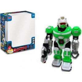 """Робот электронный Zhorya """"Бласт"""" зеленый со звуком светящийся двигающийся ZYC-0752-2"""