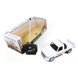 Машинка на радиоуправлении Shantou Gepai 637199 пластик, металл от 3 лет белый