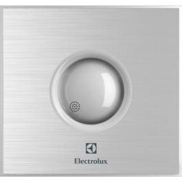 Вентилятор вытяжной Electrolux Rainbow EAFR-120 steel 20 Вт серый