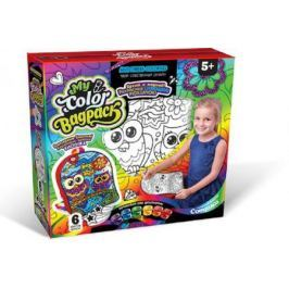 Набор для творчества Данко Тойс My Color BagPack Рюкзачок Сова от 5 лет