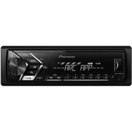 Автомагнитола Pioneer MVH-S100UBW USB MP3 FM RDS 1DIN 4x50Вт черный