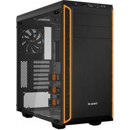 Корпус ATX Be quiet Pure Base 600 Без БП чёрный оранжевый BGW20
