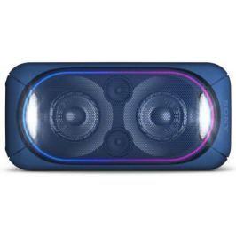 Минисистема Sony GTK-XB60 синий