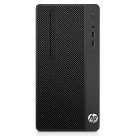 Системный блок HP Bundles 290 G1 i5-7500 3.4GHz 4Gb 500Gb DVD-RW DOS черный + монитор V214 2RT83ES