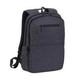 """Рюкзак для ноутбука 15.6"""" Riva 7760 полиэстер черный"""