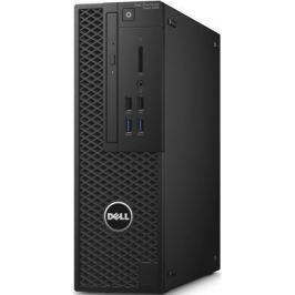 Системный блок DELL Precision 3420 E3-1245v6 3.7GHz 16Gb 1Tb 256Gb SSD HD630 DVD-RW Win10Pro черный 3420-4520