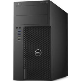 Системный блок DELL Precision 3620 E3-1240v6 3.7GHz 16Gb 1Tb 256Gb SSD Quadro P2000-2Gb DVD-RW Win10Pro черный 3620-4483