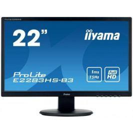 "Монитор 22"" iiYama ProLite E2283HS-B3"