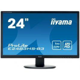 "Монитор 24"" iiYama PROLITE E2483HS-B3"