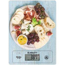Весы кухонные Scarlett SC-KS57P25 рисунок