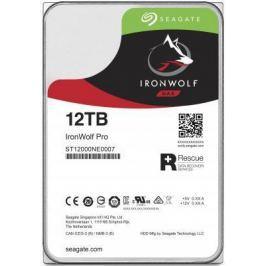 """Жесткий диск 3.5"""" 12 Tb 7200rpm 256Mb cache Seagate Ironwolf Pro SATAIII ST12000NE0007"""