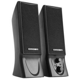 Колонки Crown CMS-602 2x3 Вт черный