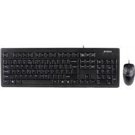 Комплект A4Tech KRS-8372 черный USB