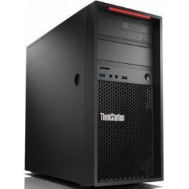 Системный блок Lenovo ThinkStation P320 i7-7700 3.6GHz 8Gb 1Tb P600-2Gb DVD-RW Win10Pro клавиатура мышь черный 30BH0006RU