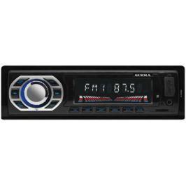 Автомагнитола Supra SFD-40U USB MP3 FM 1DIN 4x40Вт черный