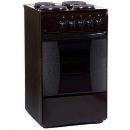 Электрическая плита Flama AE 1403 коричневый