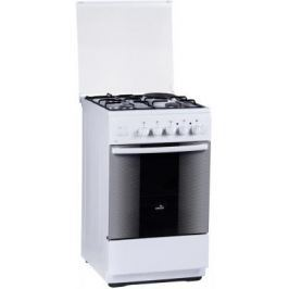 Комбинированная плита Flama RK 23-121 W белый
