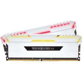 Оперативная память 32Gb (2x16Gb) PC4-25600 3200MHz DDR4 DIMM Corsair CMR32GX4M2C3200C16W