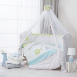 Сменное постельное белье 3 предмета Перина Джунгли