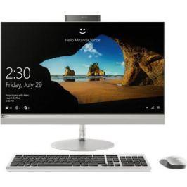 "Моноблок 27"" Lenovo IdeaCentre 520-27IKL 2560 x 1440 Intel Core i5-7400T 8Gb 2 Tb nVidia GeForce GT 940МХ 2048 Мб Windows 10 Home серебристый F0D0002URK"
