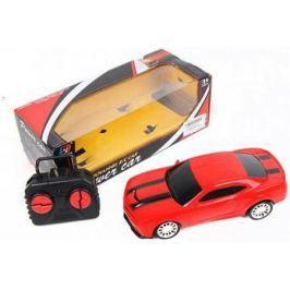 Машинка на радиоуправлении Shantou Gepai Power Car, 4 канала пластик от 3 лет красный W-820