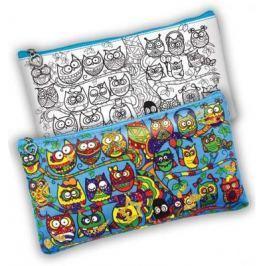Набор для творчества Данко Тойс «My color clutch» Совы CCL-01-03 от 6 лет
