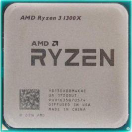 Процессор AMD Ryzen X4 R3-1300X YD130XBBM4KAE Socket AM4 OEM