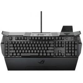 Клавиатура проводная ASUS ROG Horus GK2000 USB черный Cherry MX Red