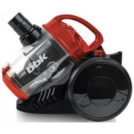 Пылесос BBK BV1503 сухая уборка черно-красный