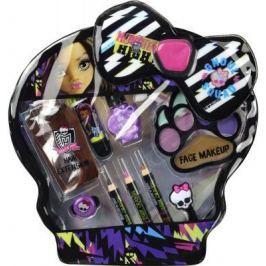 Игровой набор детской декоративной косметики Markwins «Monster High» Clawdeen