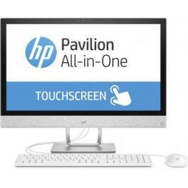 "Моноблок 23.8"" HP Pavilion 24-r024ur 1920 x 1080 Intel Core i7-7700T 8Gb 1 Tb 16 Gb AMD Radeon 530 2048 Мб Windows 10 Home белый 2MJ49EA"