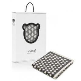 Плед Noordi 84x97см Noordi Star (белый/серый)