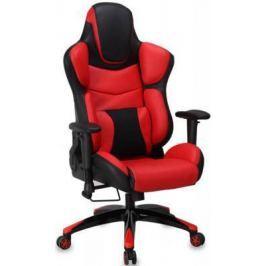 Кресло компьютерное игровое Бюрократ CH-773/BLACK+R черный/красный