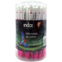 """Гелевая ручка Index """"Colourplay"""" красный 0.6 мм ICGP602/RD"""